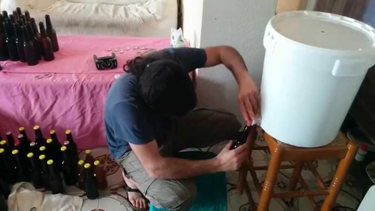 Como hacer cerveza artesanal en tu casa youtube for Como hacer artesanias en casa