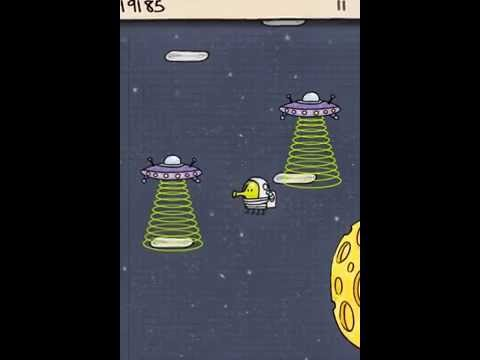 doodle jump all ufo's