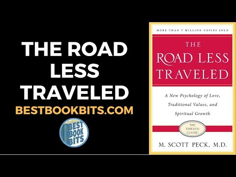 The Road Less Traveled | M. Scott Peck | Book Summary | Bestbookbits.com