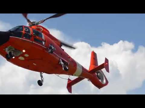 United States Coast Guard Air Station Savannah 2017