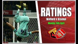 Arsenal Player Ratings - So Many Poor Performances Out There!