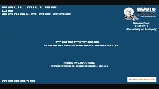 Paul Miller vs Ronald de Foe - Forfiter  (Original Mix) [Music En Route]