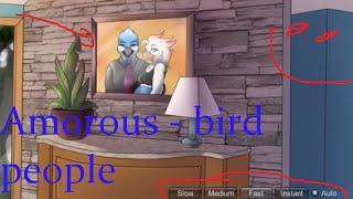 Amorous part 2 - yiff club