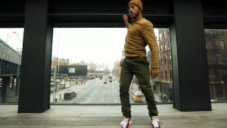 "YAMAN in ""Plaid Shoes"" Freestyle Hip Hop Dance 