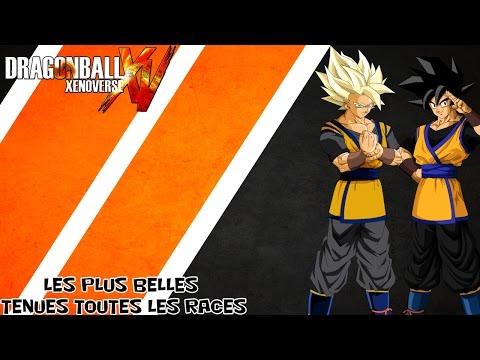 [GUIDE] Les plus belles tenues 2/x - Dragon Ball XenoVerse