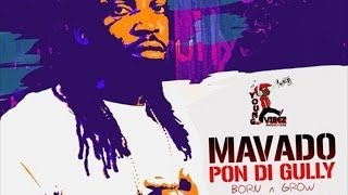 Watch Mavado Pon Di Gully video