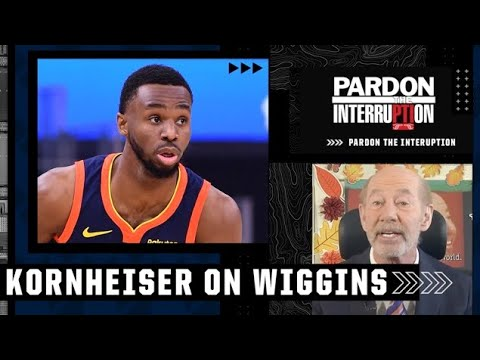 How does Andrew Wiggins vaccination status impact the Warriors?  PTI
