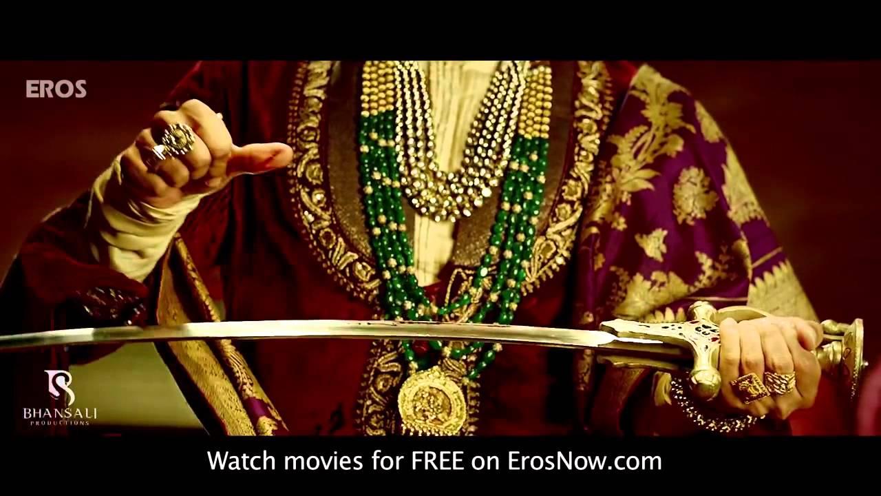 Download Bajirao Mastani   Official Teaser Trailer   Ranveer Singh, Deepika Padukone, Priyanka Chopra