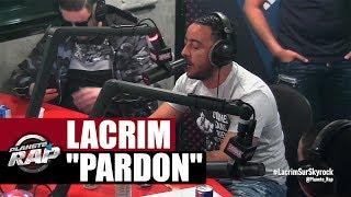 """Mix - Lacrim """"Pardon"""" en live #PlanèteRap"""