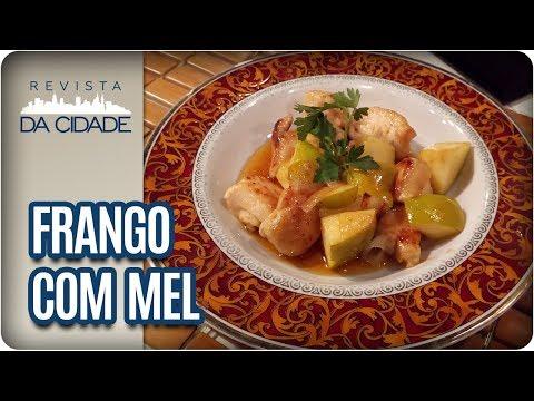 Receita De Frango Com Mel - Revista Da Cidade (30/10/2017)