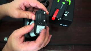 MK809IV Quad Core Android 4.2 TV Dongle Stick unboxing Review
