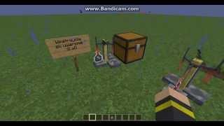 Alchemia #3 jak zrobić pote rzucaną trucizny  i pote speeda II w minecraft 1.7.2