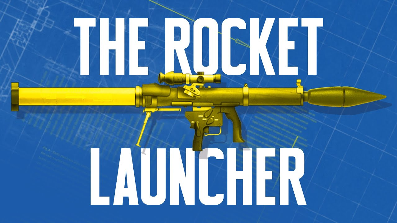 The Unlikely Origins Of The Rocket Launcher - Loadout
