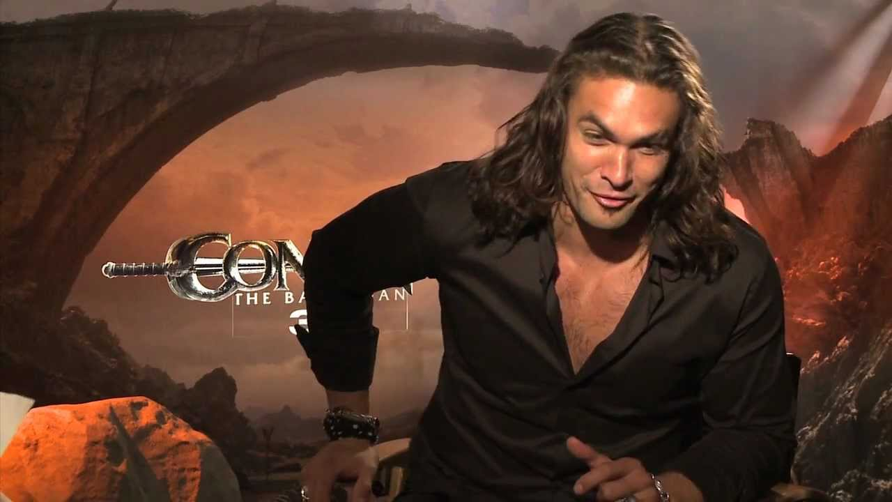 Game Of Thrones Star Jason Momoa Interview Conan The Barbarian