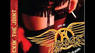 AEROSMITH - BIG TEN INCH RECORD (ROCKIN