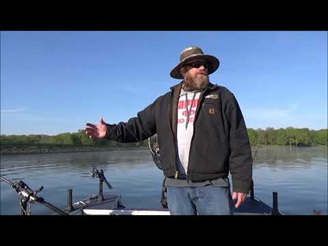 A Day Of Fishing On Pymatuning And A Suprise Ending