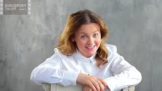 Актерская визитка певицы и актрисы Юлии Проскуряковой