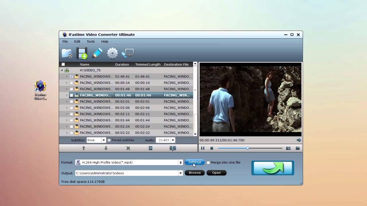 Rip and Stream DVD movies to Roku 4 via Plex