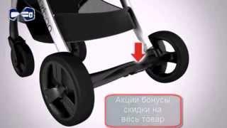 Детская коляска Чико Урбан  Детские коляски 3 в 1(, 2015-04-03T19:38:12.000Z)
