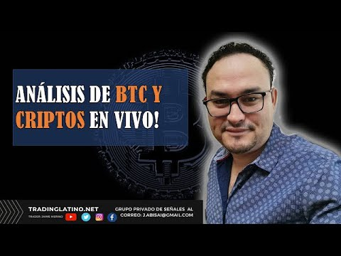👉 Analisis de Bitcoin y criptos en VIVO! | BITCOIN V313 17