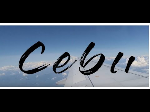 CEBU 2018 | Queen City of the South | A travel vlog
