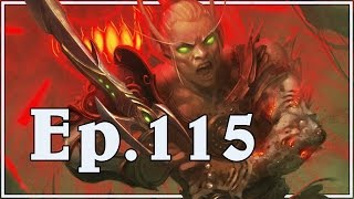 Funny and Lucky Moments - Hearthstone - Ep. 115