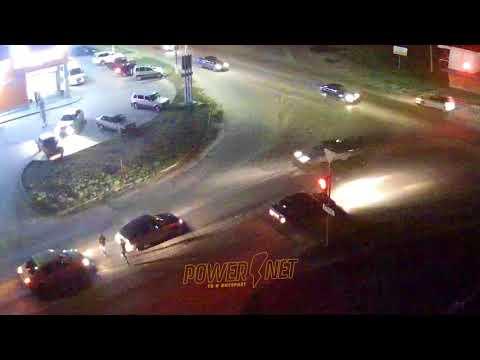 ДТП (авария г. Волжский) ул. Мира ул. 87 Гвардейская 12-11-2017 00-44из YouTube · Длительность: 31 с