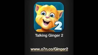 말하는 고양이 토킹진저 2 게임플레이 비디오 screenshot 5
