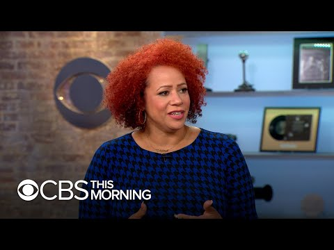 """""""The 1619 Project"""": Nikole Hannah-Jones on confronting the truth about slavery"""
