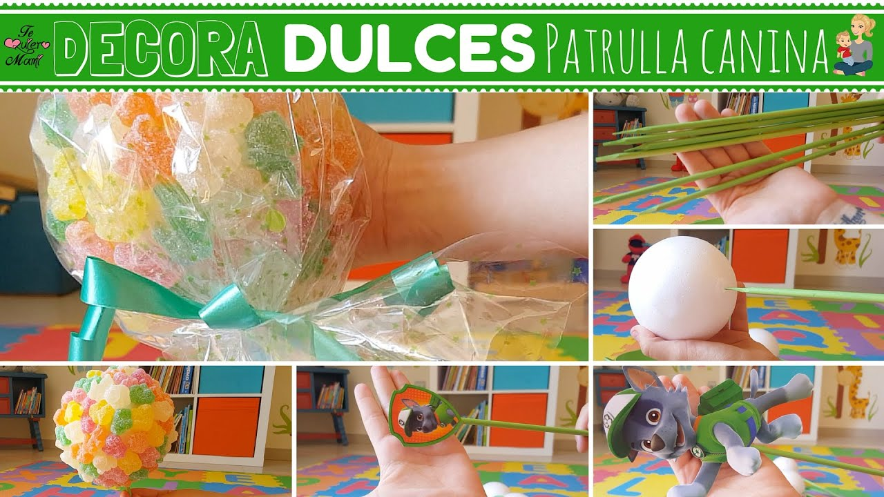 ideas decorar cumpleaos patrulla canina paw patrol birthday party ideas youtube