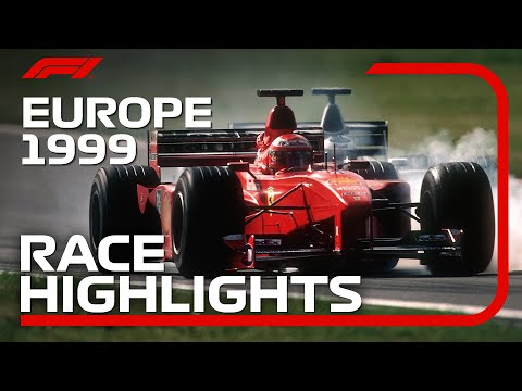 1999 European Grand Prix: Race Highlights | DHL F1 Classics