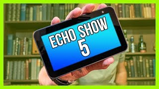 Echo Show 5 Unboxing & Review!