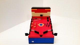 Lego Pinball Machine V2