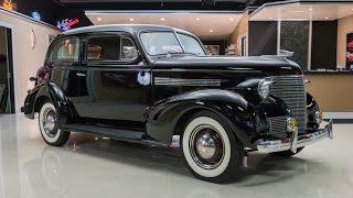 1939 Chevrolet Sedan For Sale