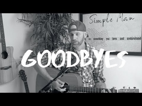 post-malone---goodbyes-(acoustic-cover)-by-derek-cate