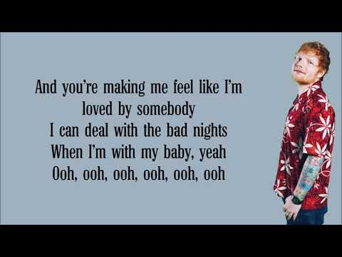 Ed Sheeran - I Don't Care (Lyrics) Ft. Justin Bieber