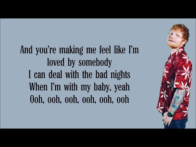 Ed Sheeran - I Dont Care (Lyrics) Ft. Justin Bieber