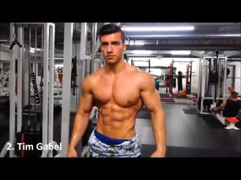 Top 5 Best Natural Bodybuilder in 2017? - YouTube