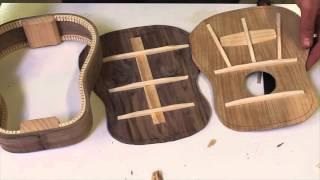How to Make a Ukulele (Fastforward)