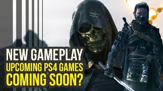 Ghost of Tsushima Gameplay, Death Stranding & More Coming Soon? New Reason Sony Not At E3 & More!