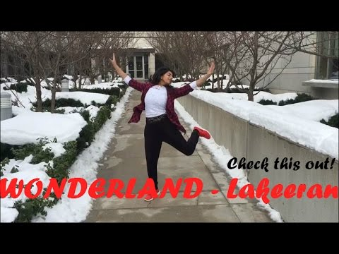 WONDERLAND - Lakeeran (Bhangra vs Bollywood)   Latest Punjabi Songs   by. Prerna Luthra