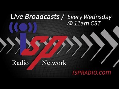 ISP Radio.com: 2-20-15 - FCC Commissioner Ajit Pai