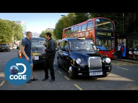 How to Race against a London Taxi Driver on His Own Turf