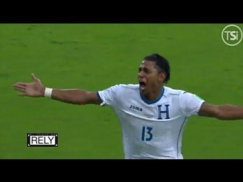 El Gol De Honduras En Brasil 2014 | El Toque De Rely