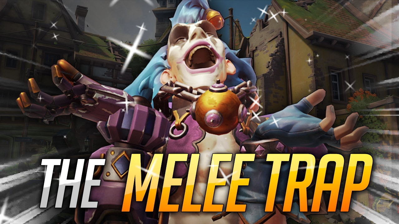 Download Overwatch - The Melee Trap