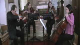 Dance of the Blessed Spirits - Gluck. Arranged for String Quartet