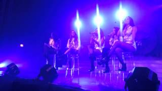 Fifth Harmony, Who Are You, Indianapolis, Indiana (3-15-15)