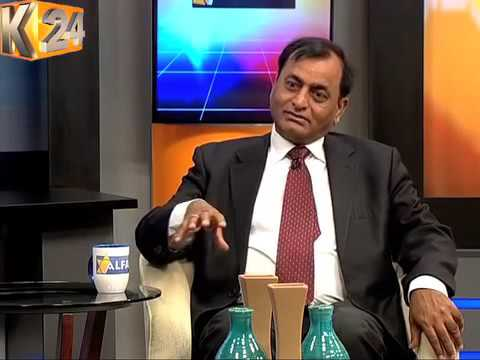 Up Close & Personal With The Man Of Steel, Narendra Raval