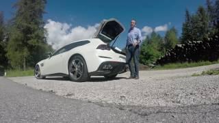 Thomas Geiger - Ferrari GTC4Lusso Video-Review Fahrbericht Autotest