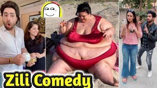 Zili Funny Video😂 | Zili comedy Video | Funny Videos |Tiktok Comedy Videos |Tiktok Comedy | new 68